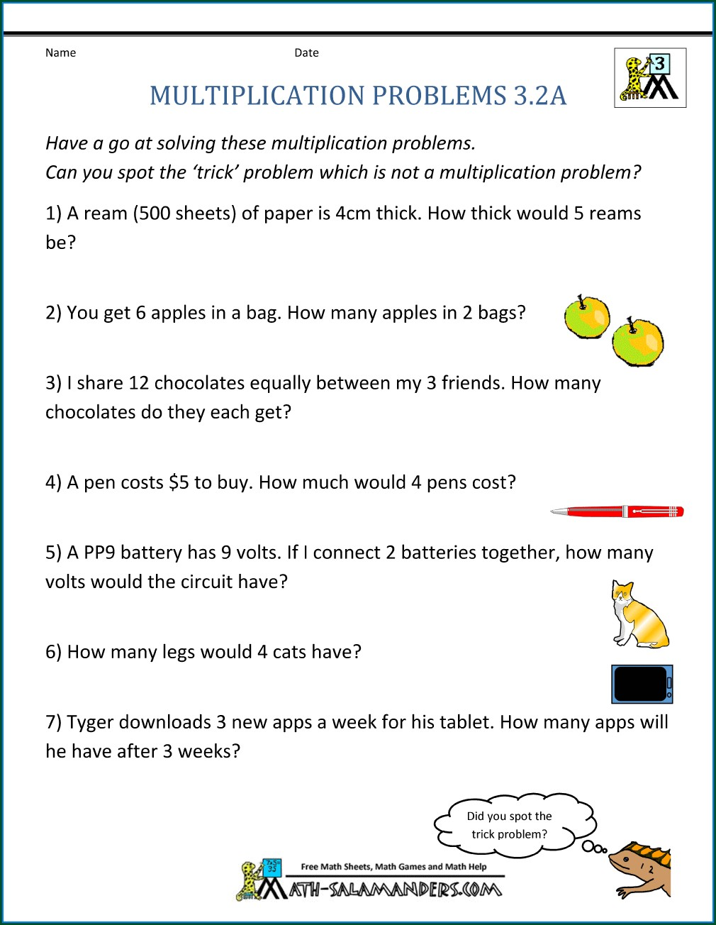 Time Word Problem Worksheets For 3rd Grade