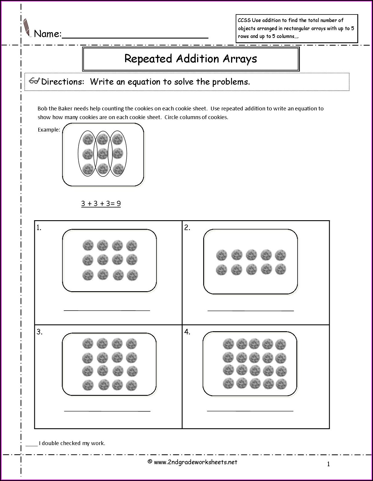 Using Order Of Operations Common Core Worksheets