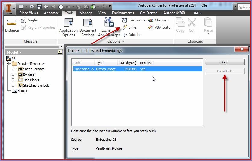 Vba Copy Sheet Break Links