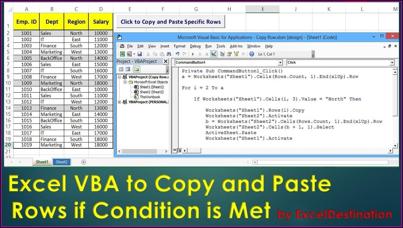 Vba Copy Worksheet With Macros