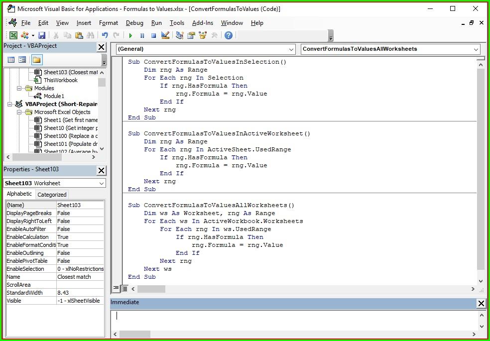 Vba Insert Worksheet Function