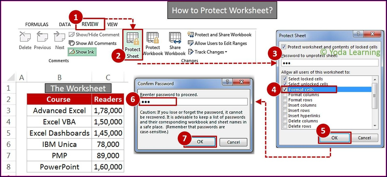 Vba Protect Sheet Allow Select Locked Cells