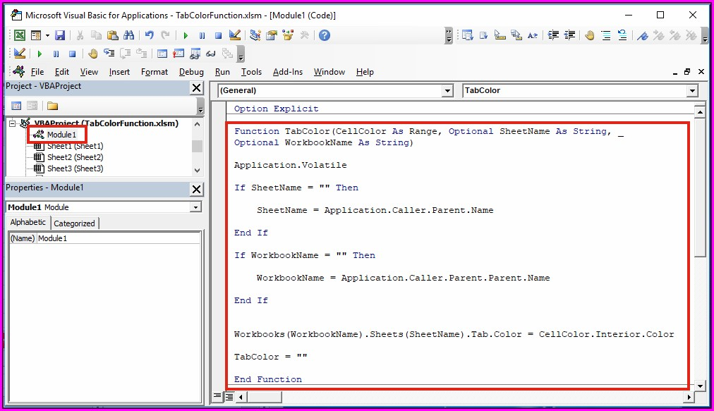 Vba Set Sheet Name To Cell Value