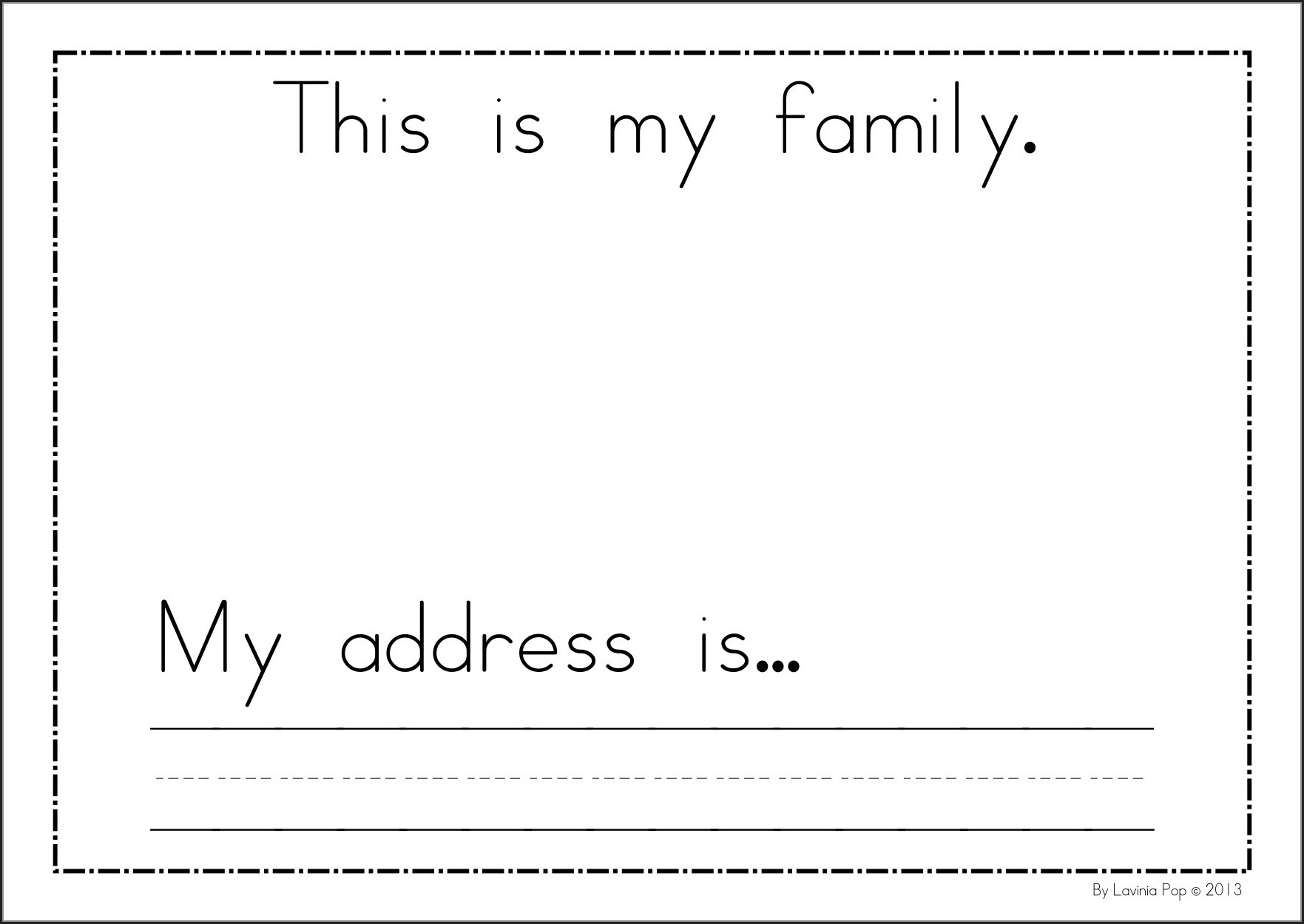 Word Family Ing Worksheets