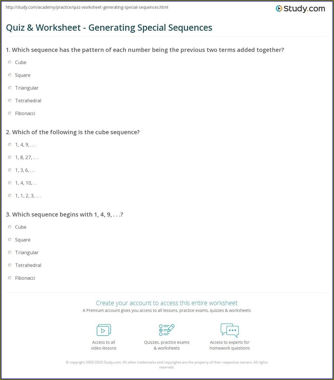 Worksheet Generator For English