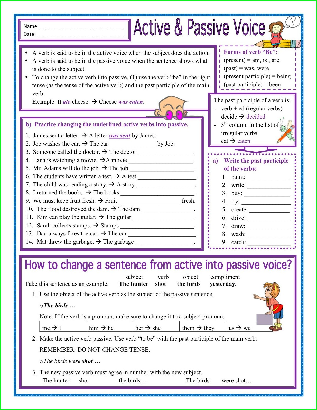 Writing Sentences Worksheets Tes