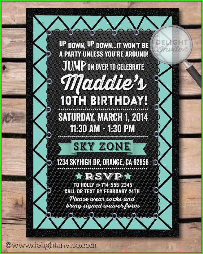 24th Birthday Invitation Message