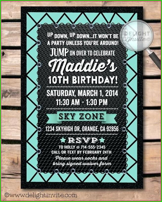 24th Birthday Invitation Wording
