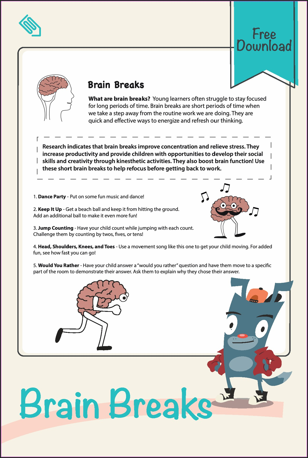 3rd Grade Social Emotional Learning Worksheets