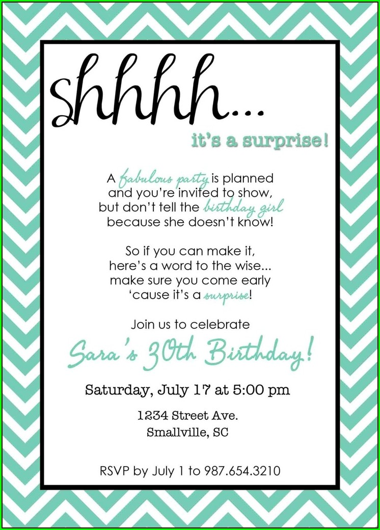 50th Birthday Rhymes For Invitations