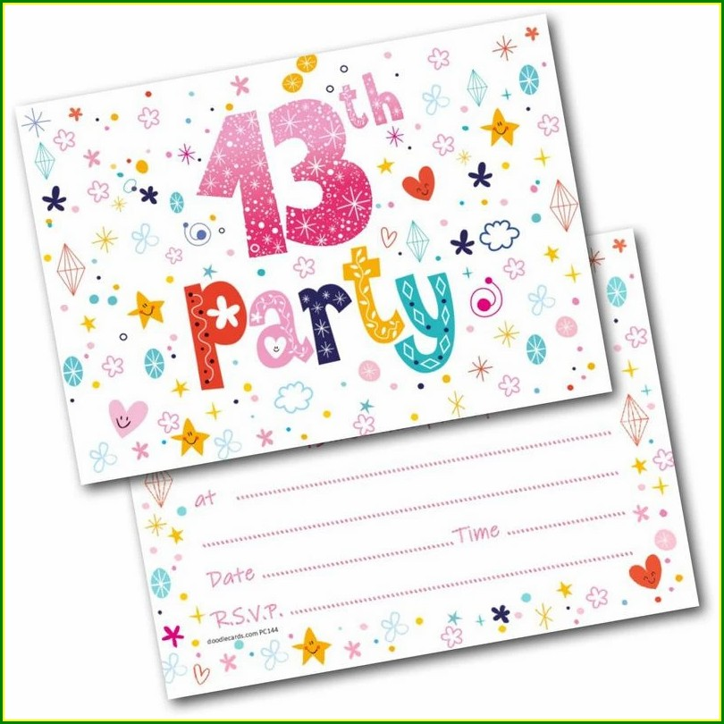 60th Birthday Invitations Female