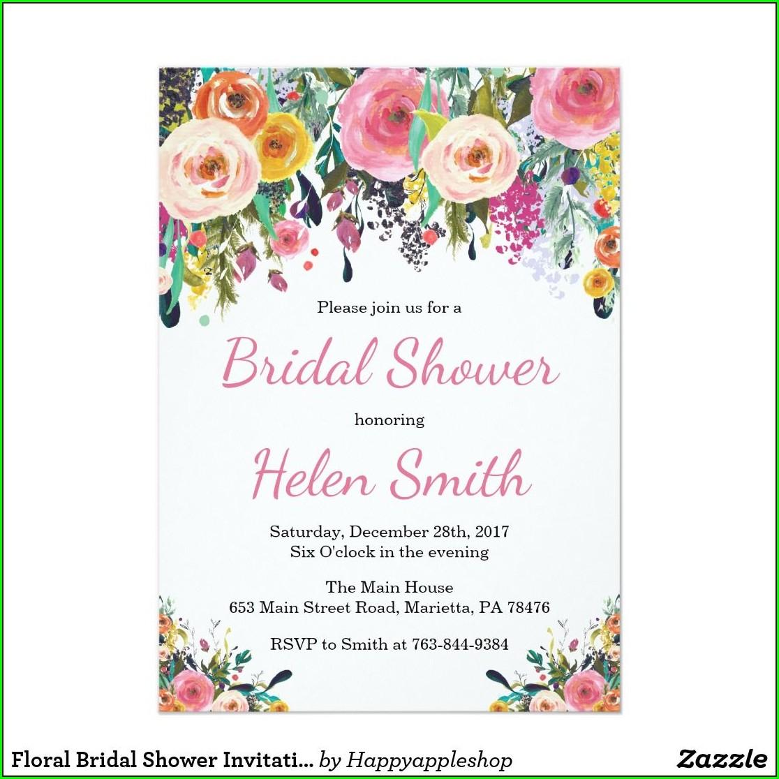 80th Birthday Card Shower Invitation