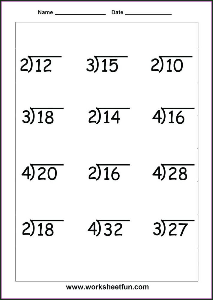 8th Grade Grade 8 Math Multiplication Worksheets