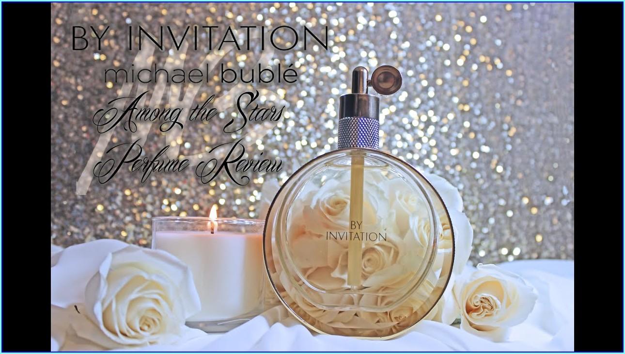 By Invitation Perfume Reviews