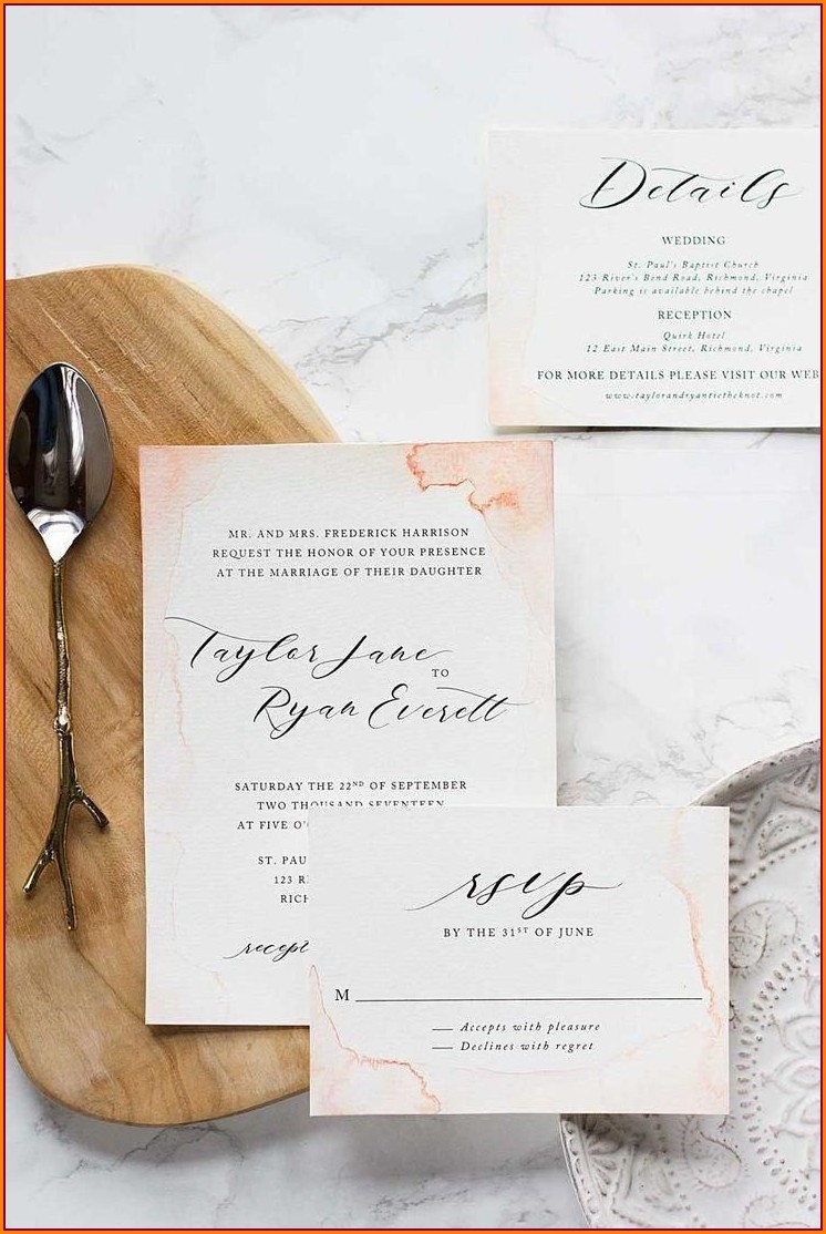 Camo Wedding Invitations Cheap