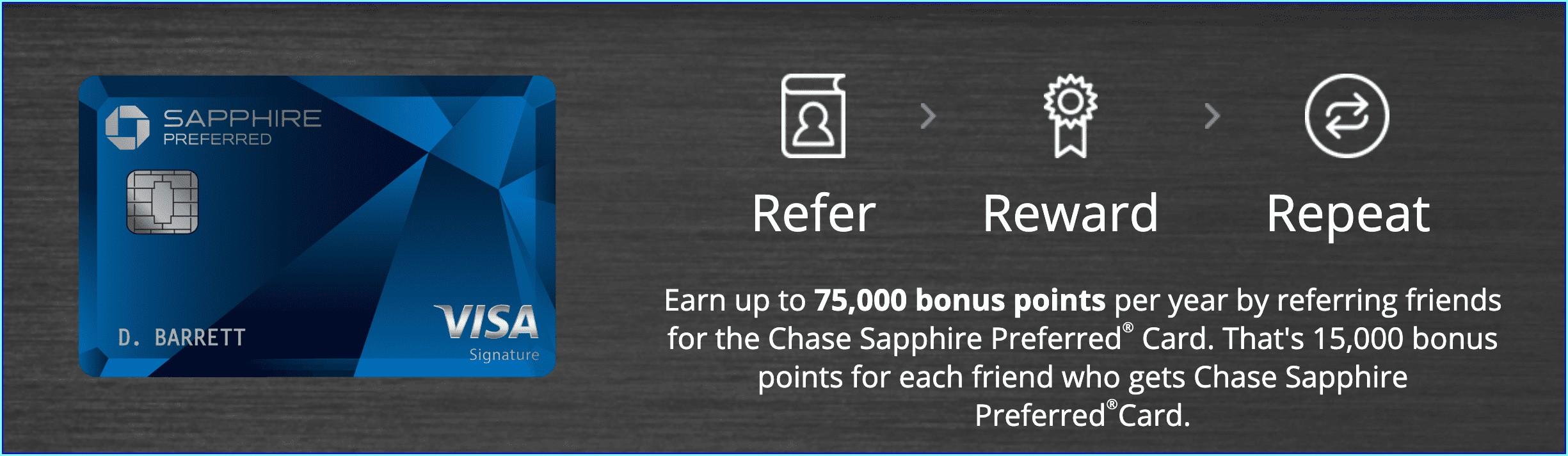 Chase Sapphire Invite Friends