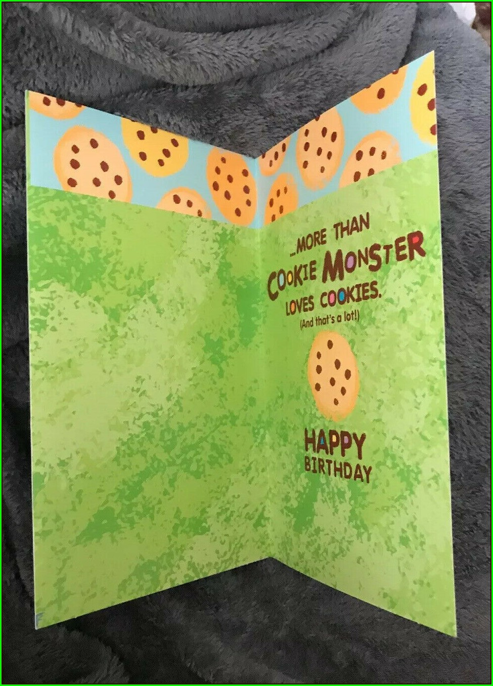 Cookie Monster Invitations Online