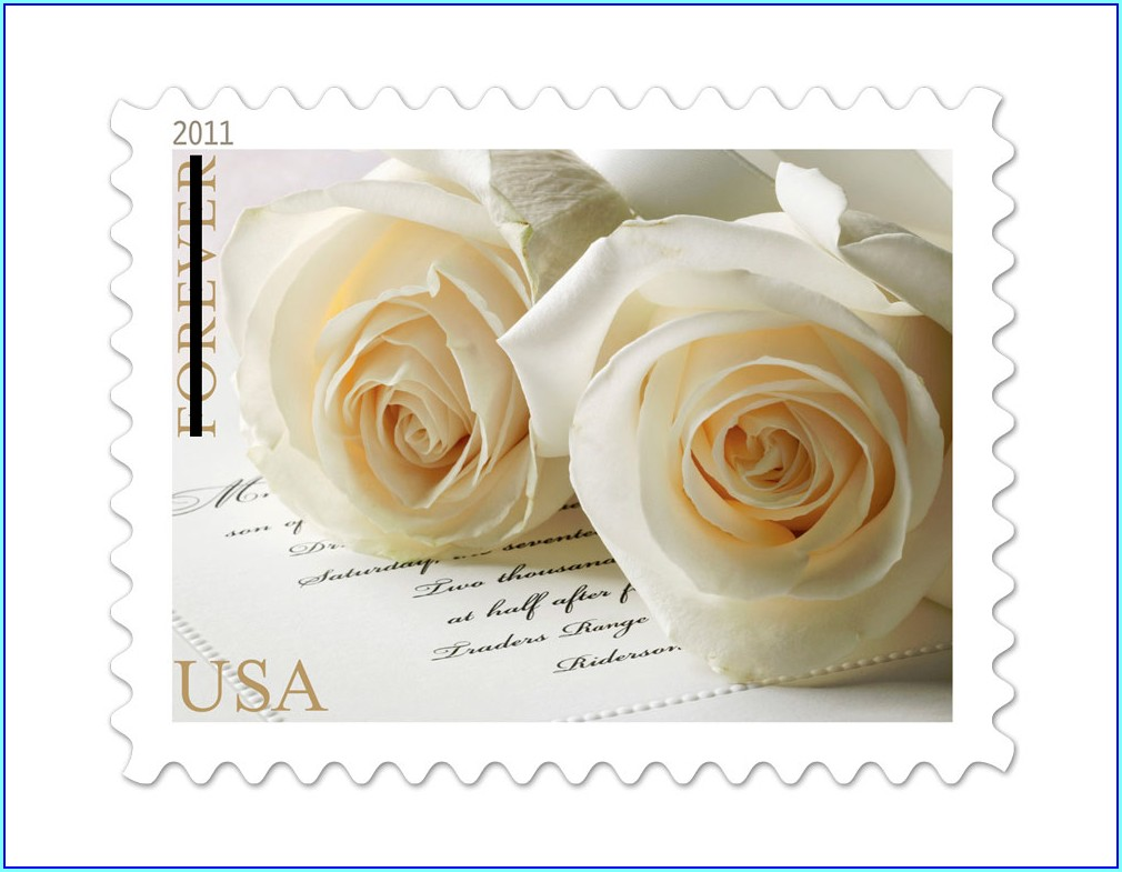 Cool Stamps For Wedding Invitations