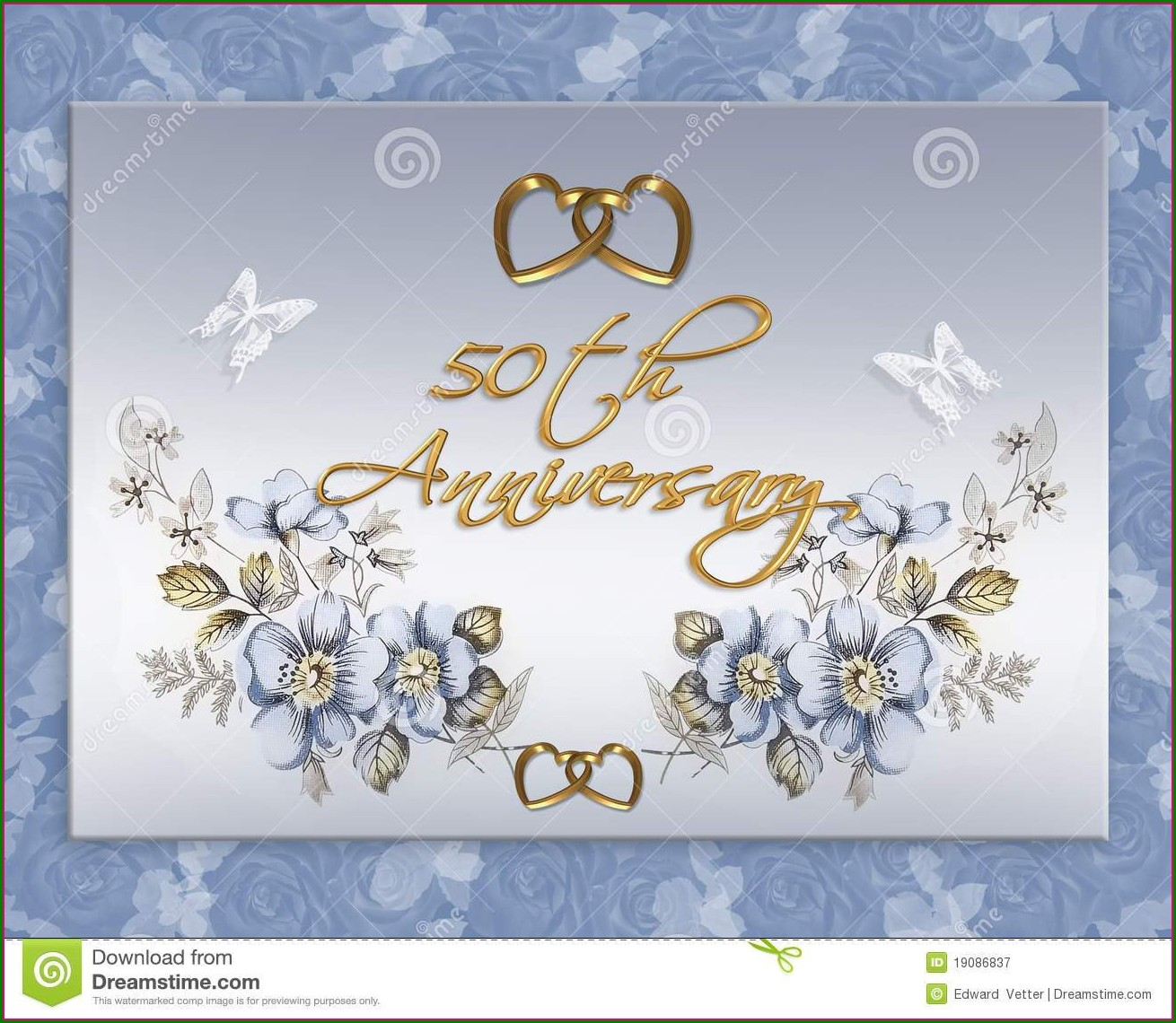 Create Anniversary Invitation Card Online Free
