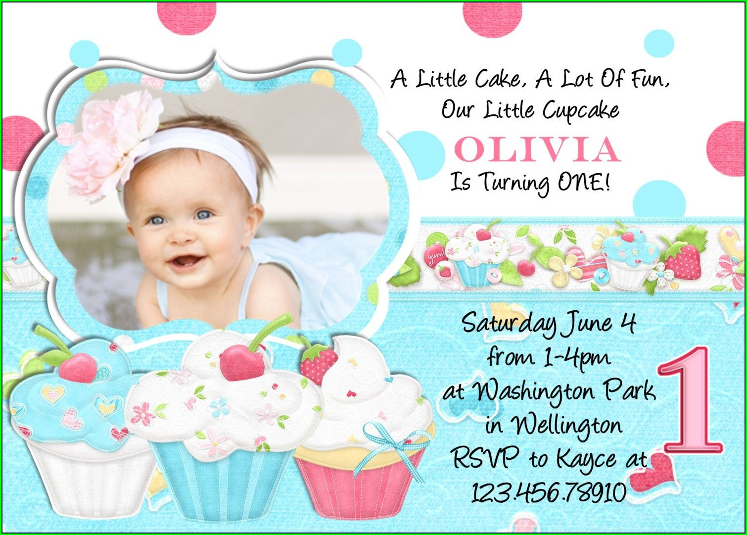 Create Birthday Invitation Card Online Free