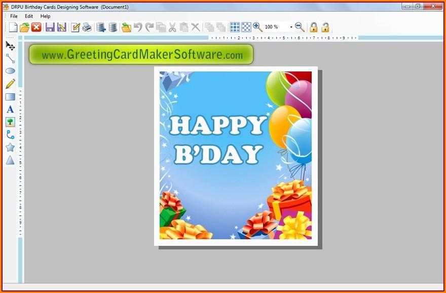 Create Birthday Invitation Card With Photo Free App