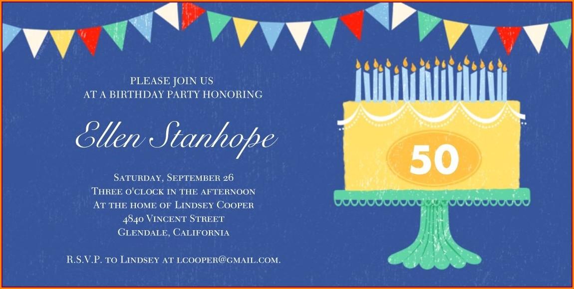 Cvs Photo Invitations Birthday