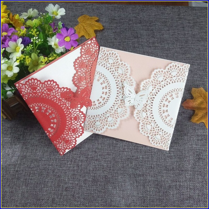 Elegant Best Birthday Invitation Card