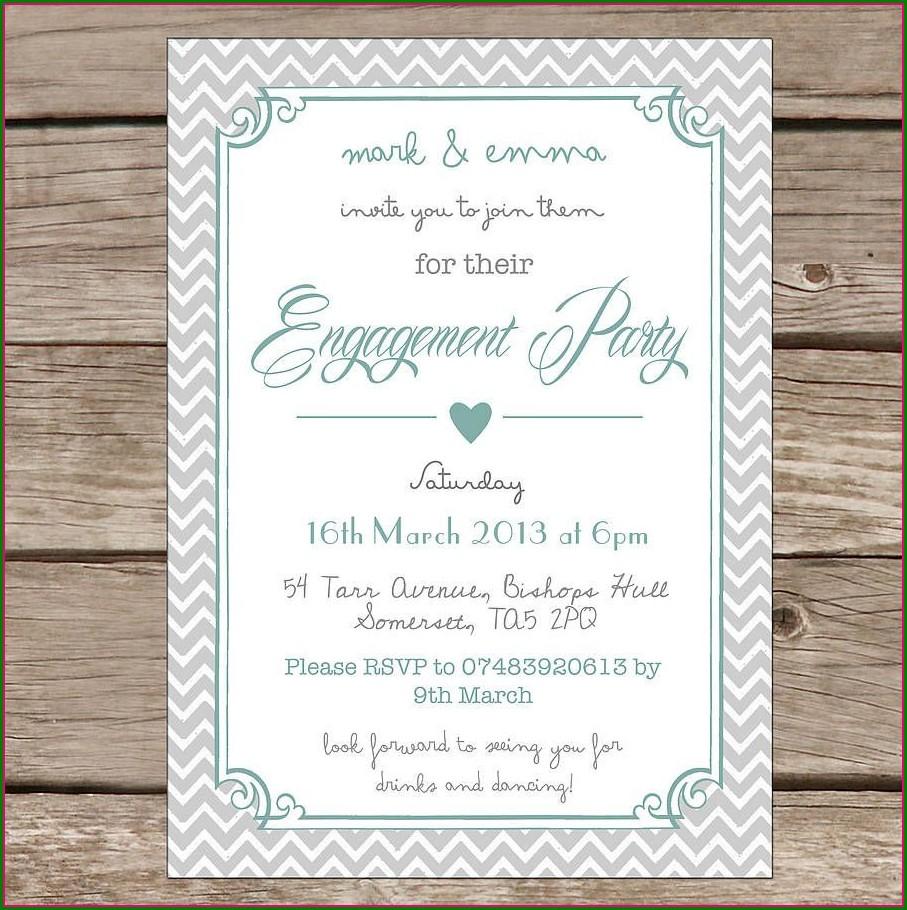 Engagement Ecards Invitations Free