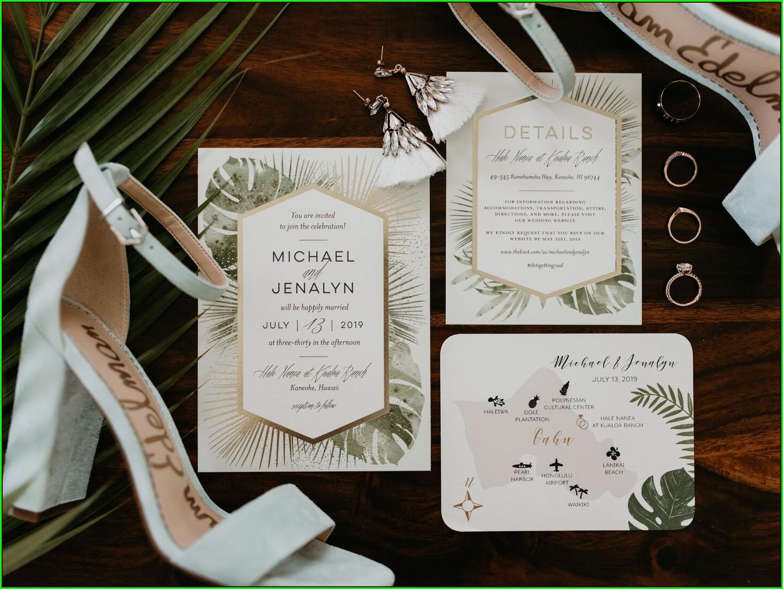 Etiquette On Sending Wedding Invitations