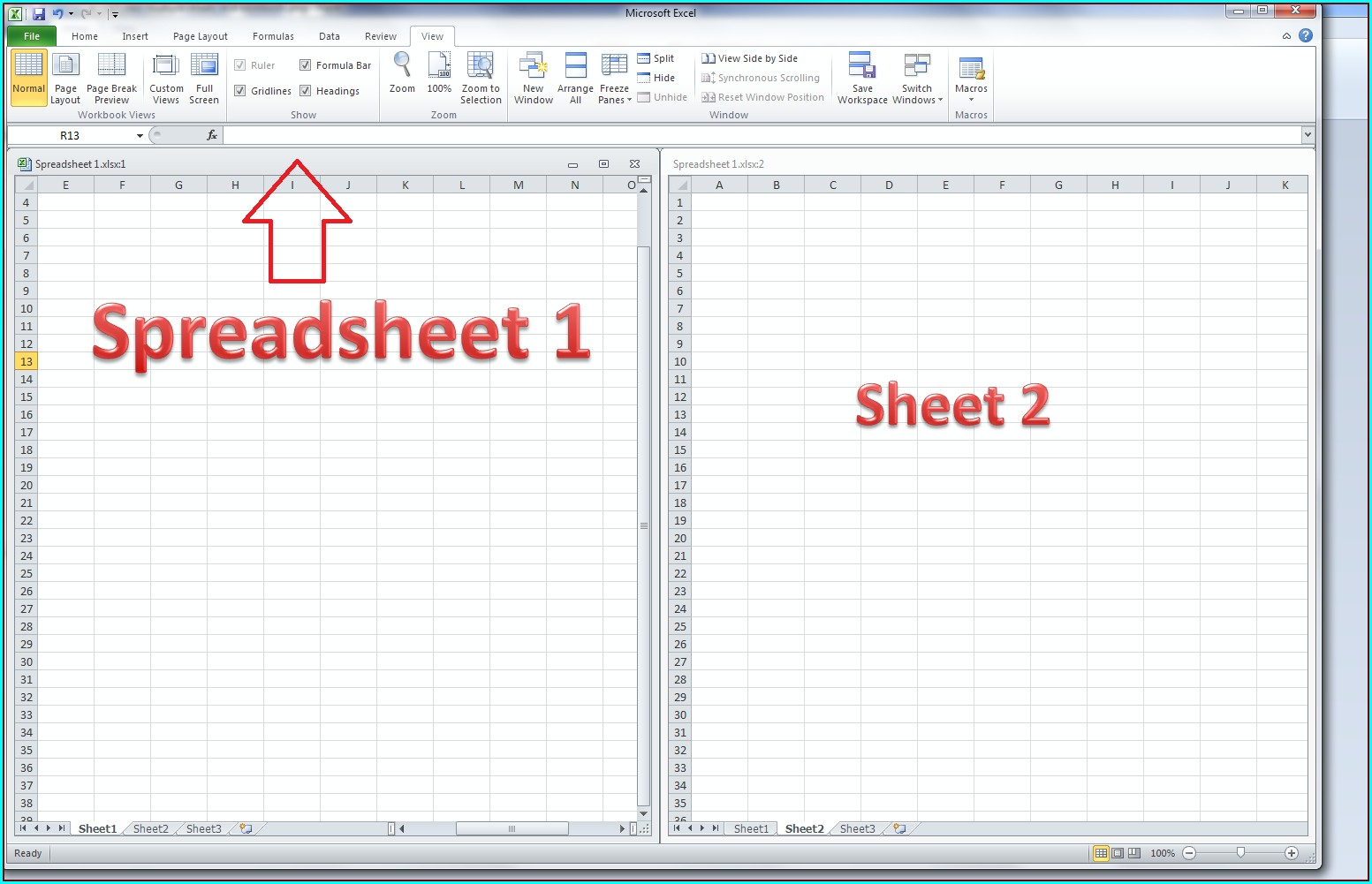 Excel Vba Function In Worksheet