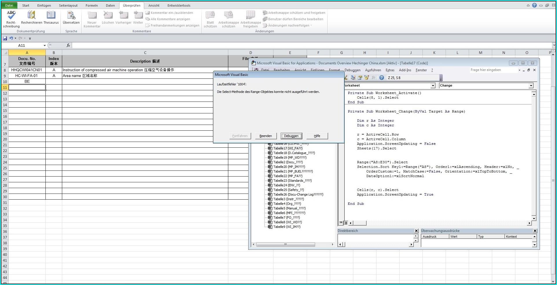 Excel Vba Sort Key Range