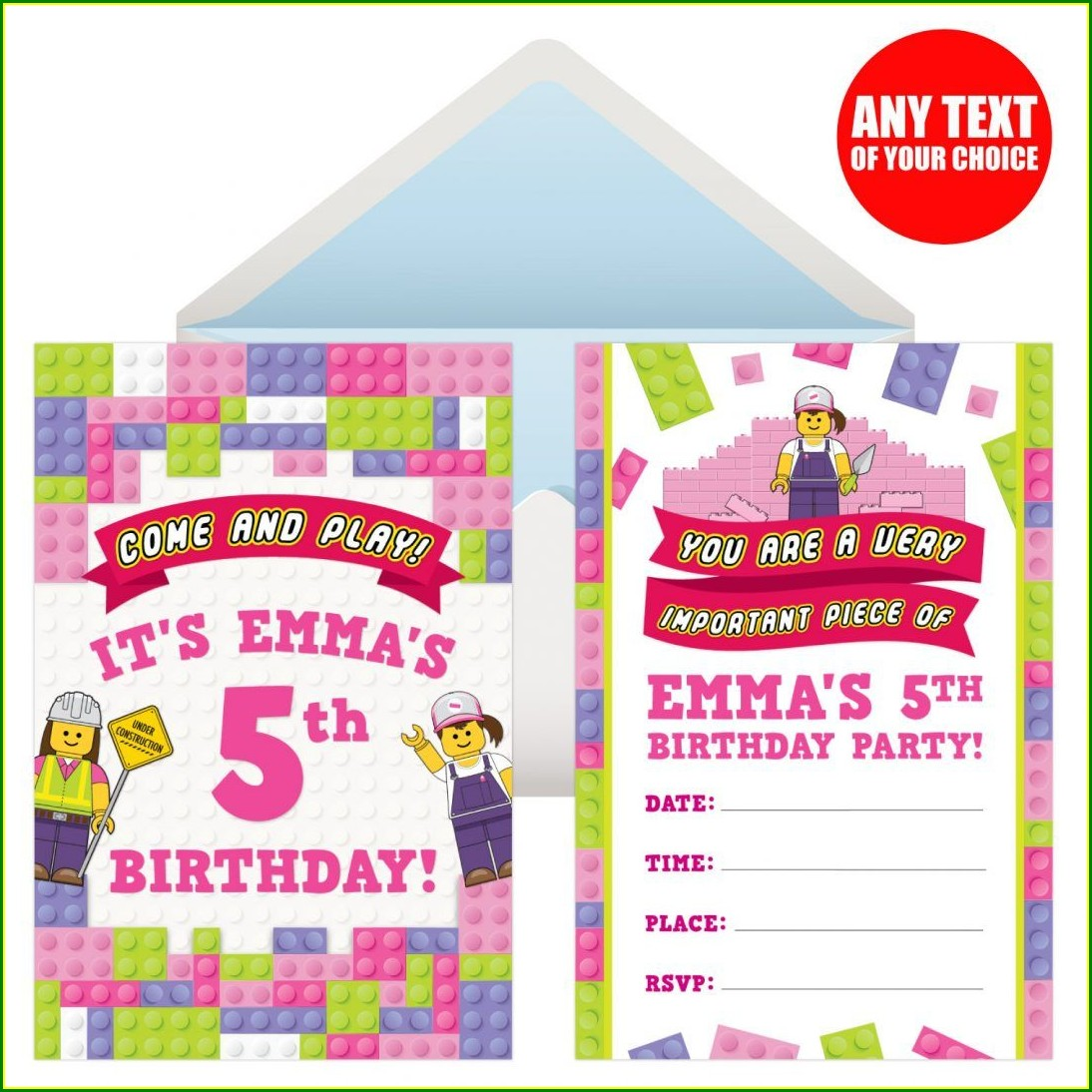 Farm Birthday Invitations Walmart