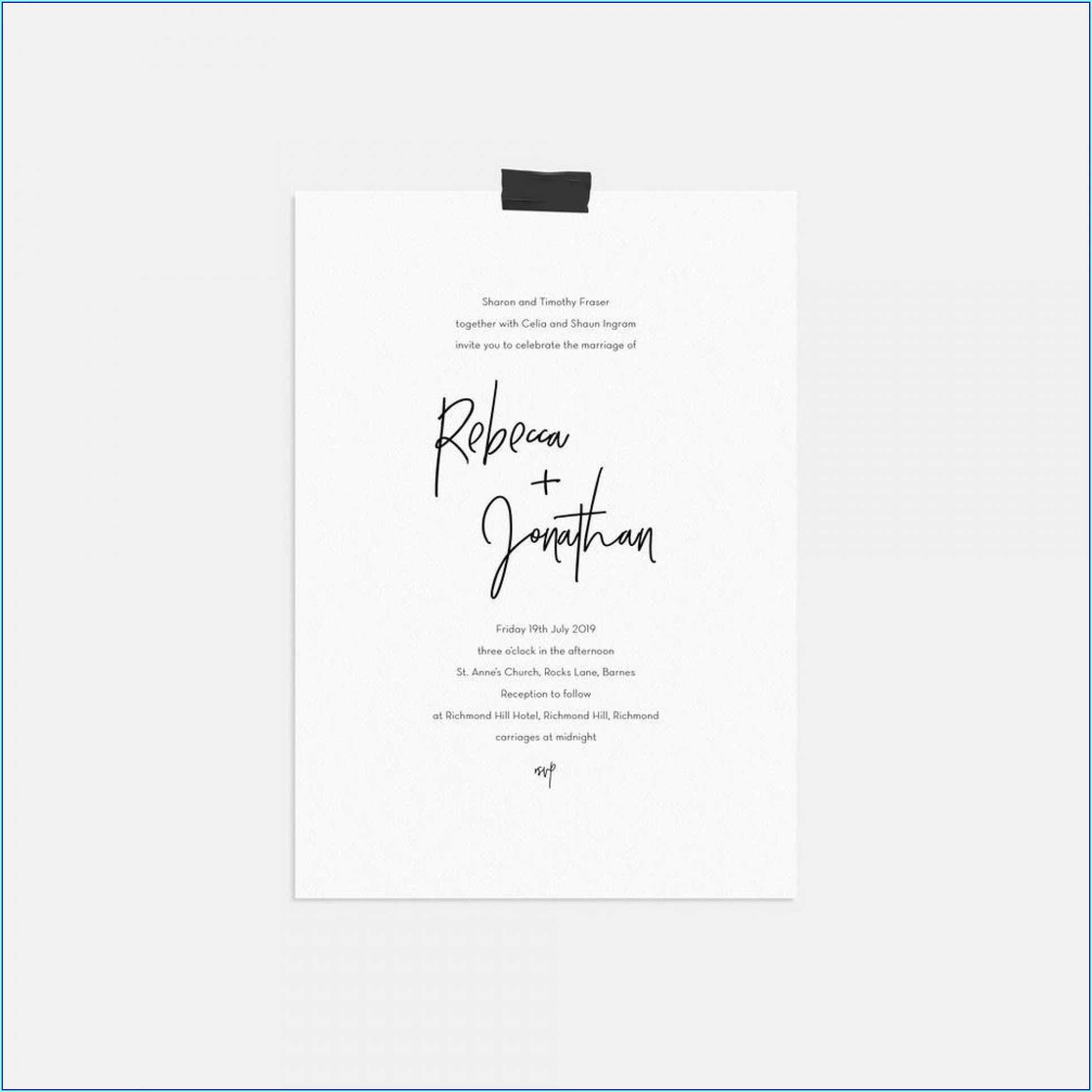 Filipino Wedding Invitation Wording