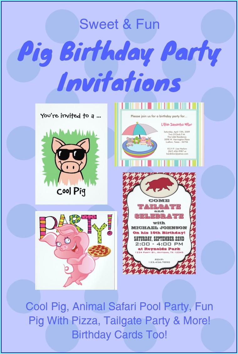 First Birthday Bbq Invitations