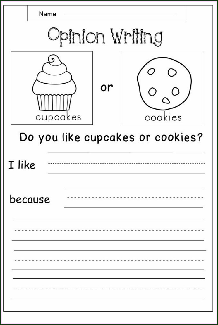First Grade 1st Grade Writing Prompts Worksheets