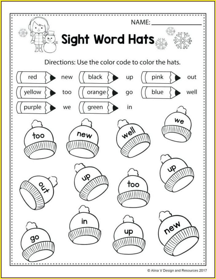 First Grade Main Idea Worksheets 1st Grade Free
