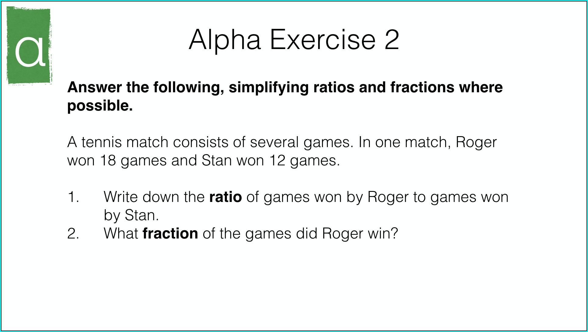 Fractions Into Simplest Form Worksheet