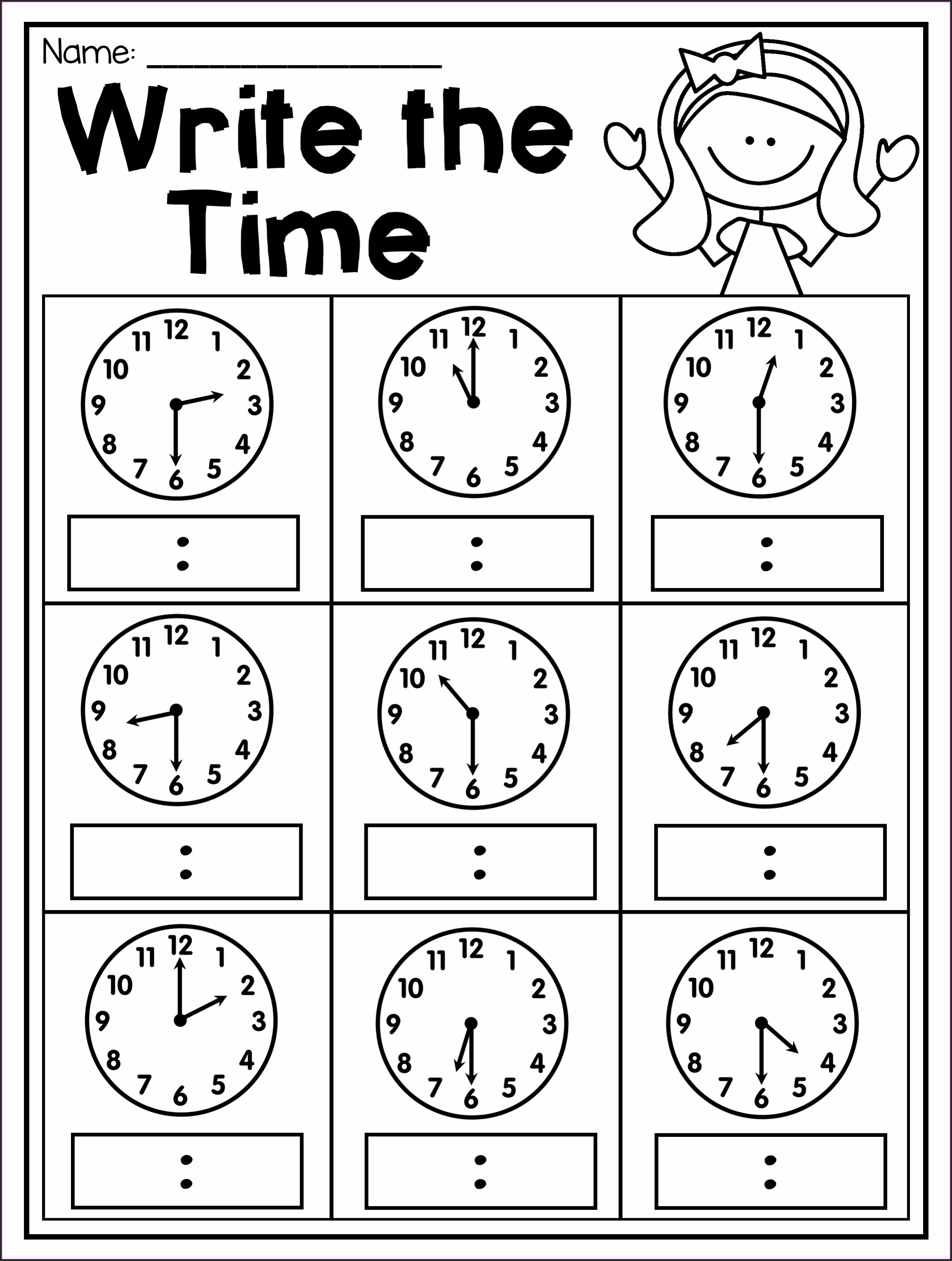 Free 1st Grade Worksheet Packets