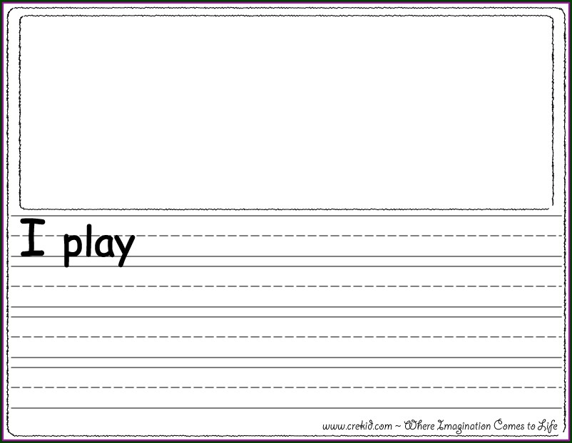 Free First Grade Writing Prompts Worksheets