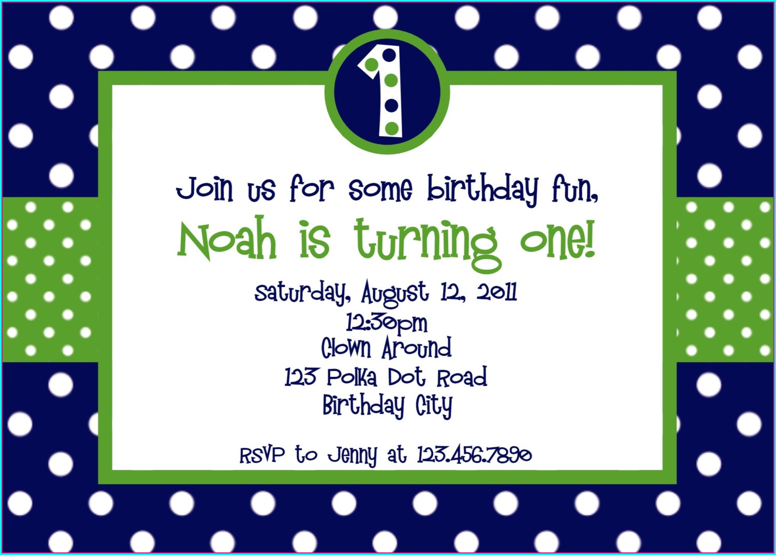 Free Printable Birthday Invitations For Boys