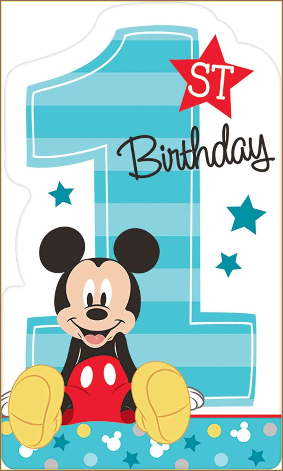 Fun To Be One Birthday Invitations