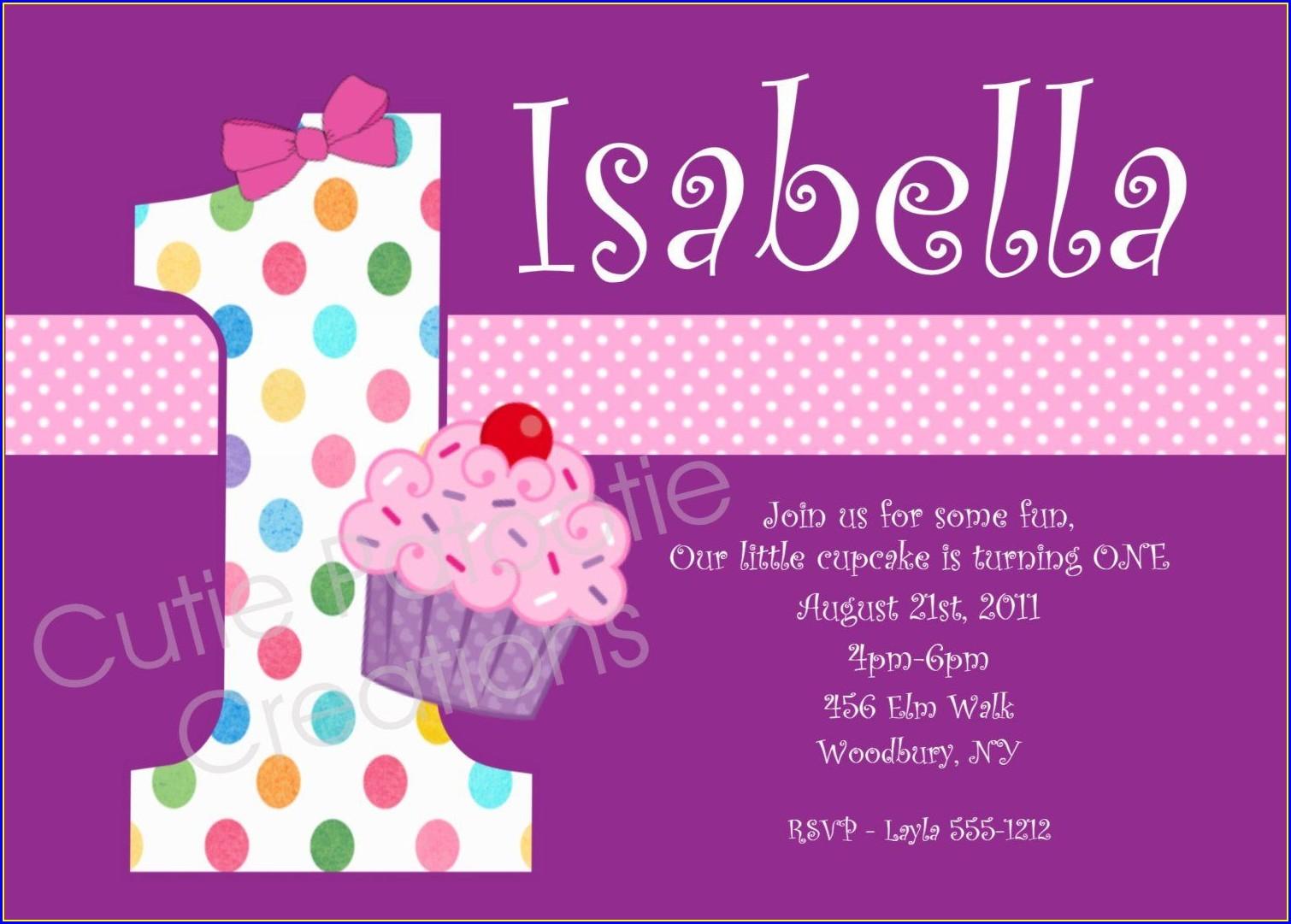 Funny Birthday Invitation Wording For Kids