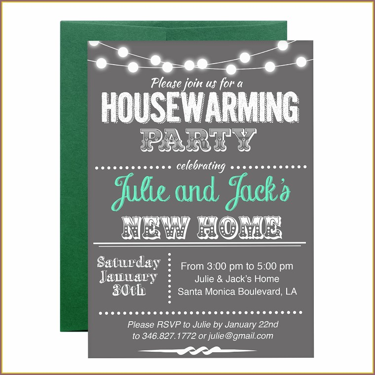 Funny Housewarming Invitation Messages