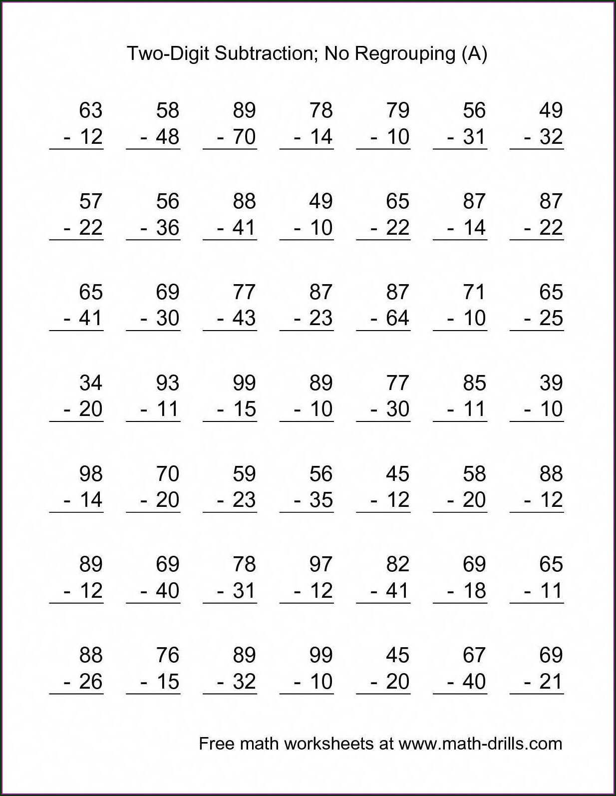 Grade 4 Math Fractions And Decimals Worksheets