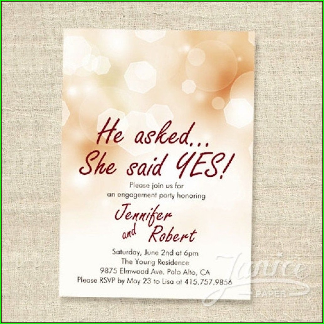 Indian Engagement Invitation Cards Free Download