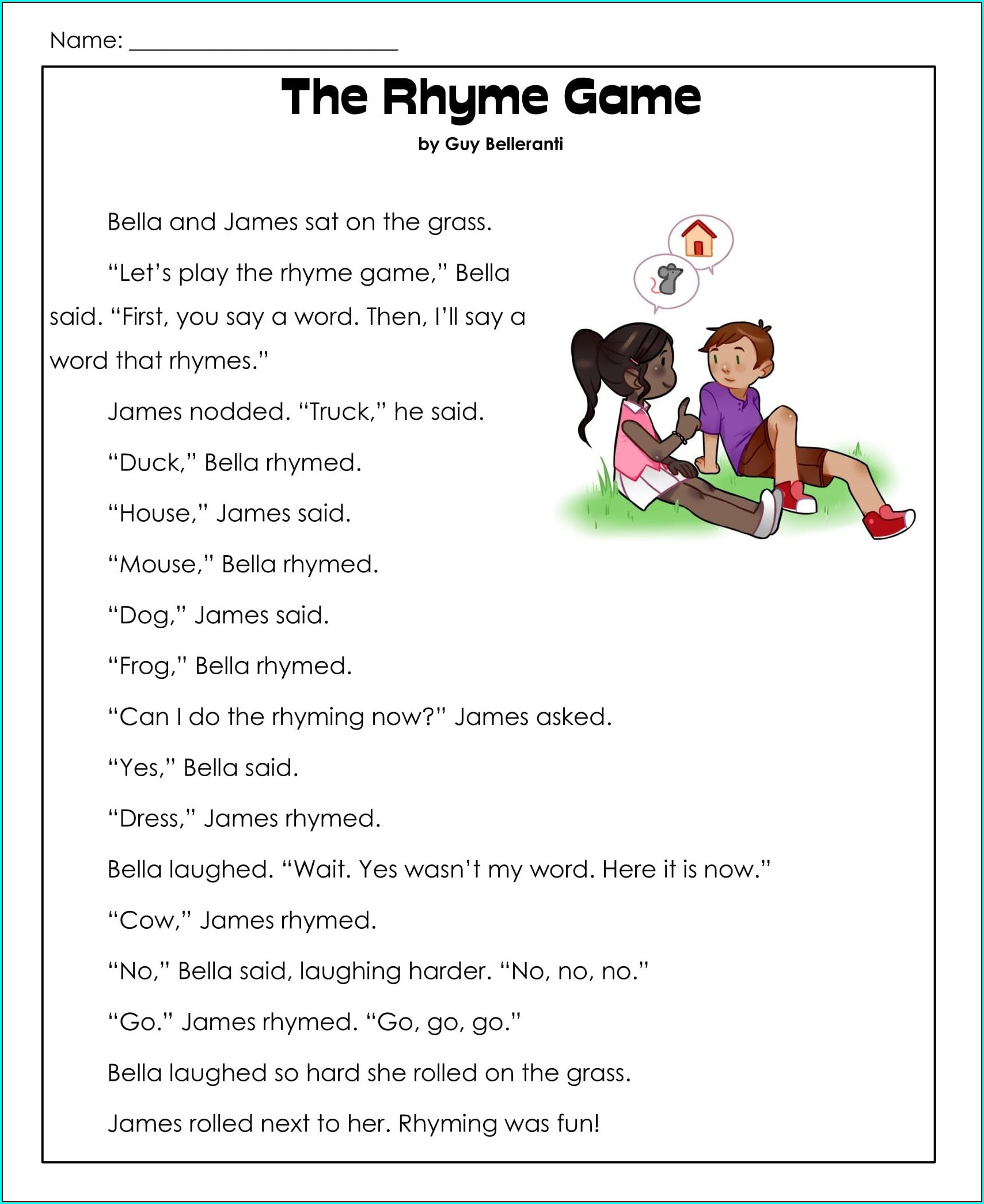 Is And Are Worksheet For Grade 1