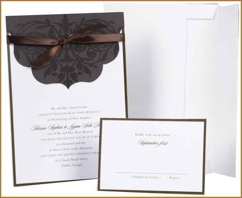 Kinkos Wedding Invitations Reviews