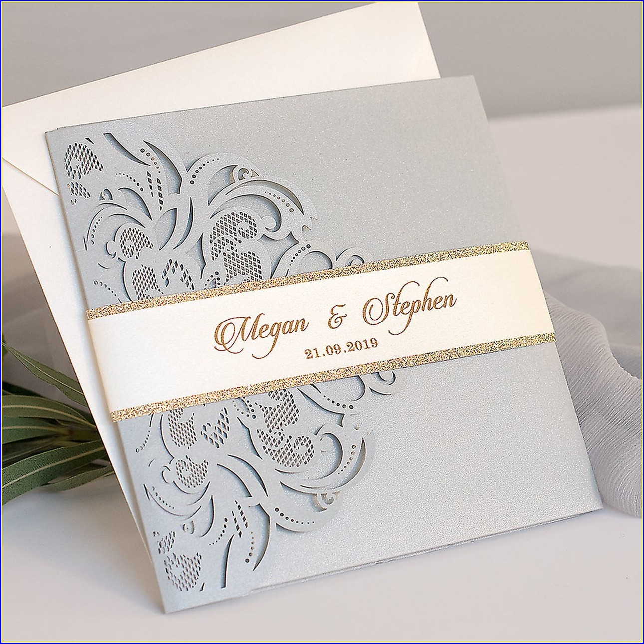 Laser Cut Wedding Invitations Uk