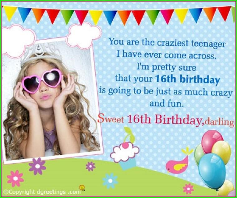 Message Whatsapp Birthday Invitation Cards