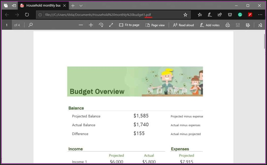 Microsoft Excel Worksheet Pdf